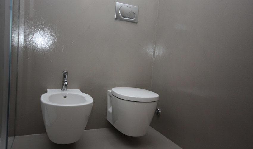 Bagno per casa privata a Pavia