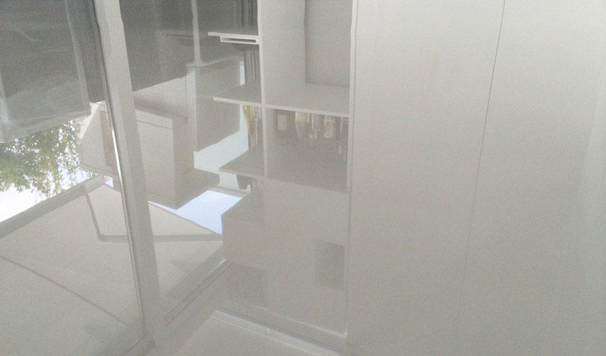 Pavimento in resina per casa privata a Parma
