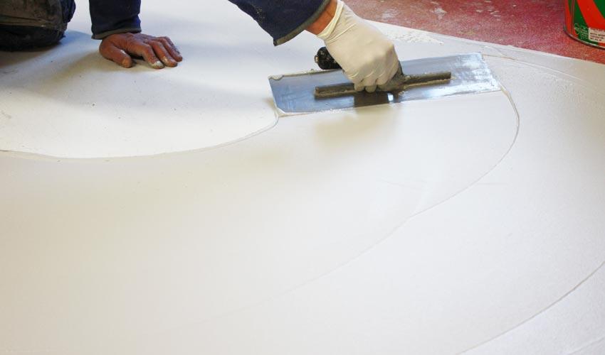 Esperti nella posa di pavimenti in resina a Pavia, Milano e Varese